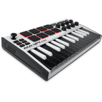 AKAI MPK mini mkIII White