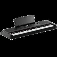 YAMAHA DIGITAL PIANOS DGX-670 Black