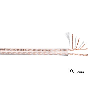 Eagle Cable Silverline 2X4 mm