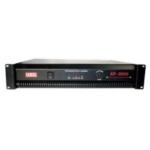 HED AP-2500 Усилвател