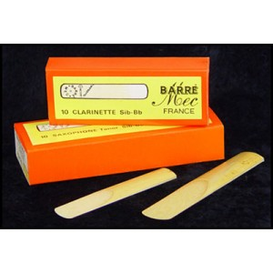 Barre clarinette reeds