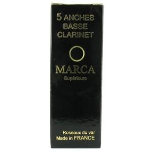 Marca Bass Clarinet Reeds