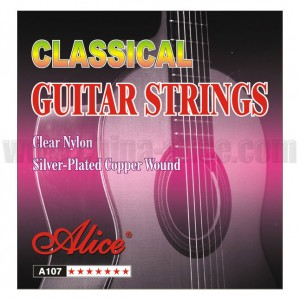 Alice A-107-H Classic Guitar Strings Normal Tension
