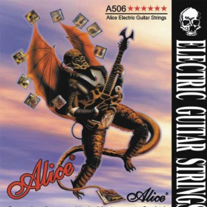 Alice A-506-SL Electric Guitar  Strings Extra Light