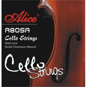 Струни за виолончело Cello Alice Strings