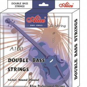 Alice strings A1000 контрабас