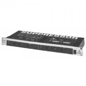 BEHRINGER DE2000 - Interactive 2-Channel De-Esser/Feedback Processor