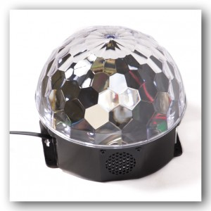 Светлинен ефект-тип диско топка