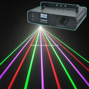 Дискотечен лазер Multi-color RGB