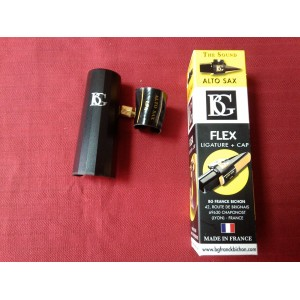 BG FRANCE ALTO SAX FLEX LIGATURE (LFA)